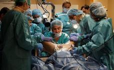Médicos y cirujanos ensayan con cadáveres «que parecen vivos» en la Comunitat