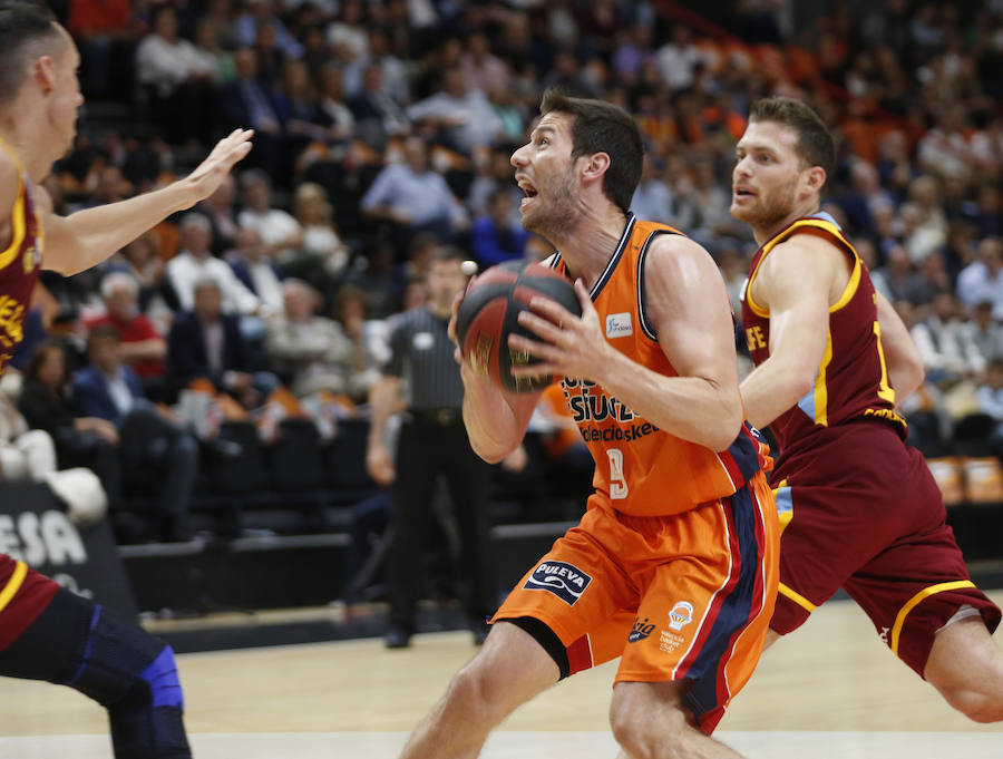 Fotos del Valencia Basket - Herbalife Gran Canaria