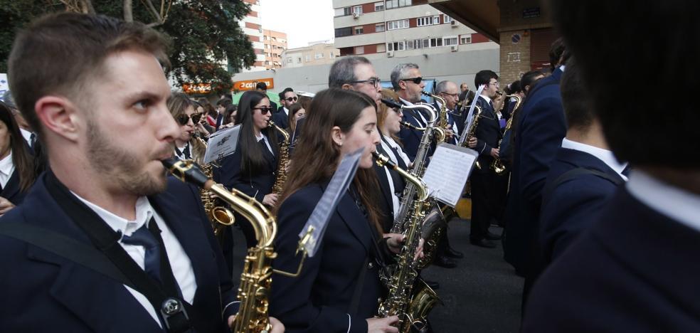 Las bandas de música piden más ayudas a Marzà