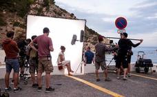 La Granadella, escenario de película