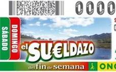 La ONCE reparte un Sueldazo de 2.000 euros y un premio de 20.000 euros en la Comunitat