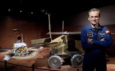 Un trozo de Marte al final del antiguo cauce del Turia