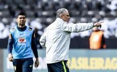 Marcelo y Casemiro se incorporan a los entrenamientos de Brasil en Londres