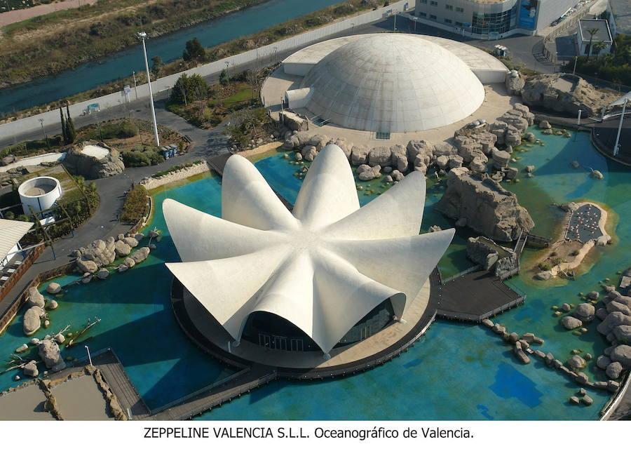 Estos son los lugares más fotografiados de Valencia