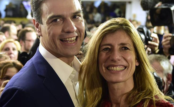 Así es Begoña Gómez Fernández, la mujer de Pedro Sánchez, nuevo presidente del Gobierno