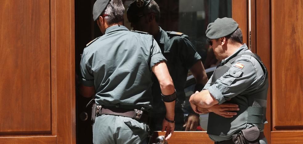 La UCO se entrevistó con el sirio durante la investigación del caso Erial
