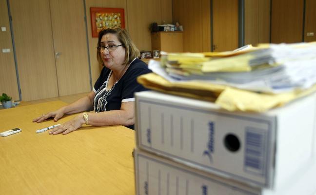 La fiscal jefa de Valencia anuncia que se presentará a la reelección