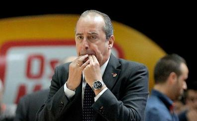 El Valencia Basket no decidirá hoy sobre Vidorreta