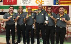 La selección valenciana, campeona de España