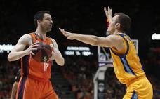 Rafa Martínez: «Tengo ganas y energía para seguir en el Valencia Basket»