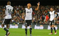 El Valencia CF tiende la mano a la continuidad de Zaza