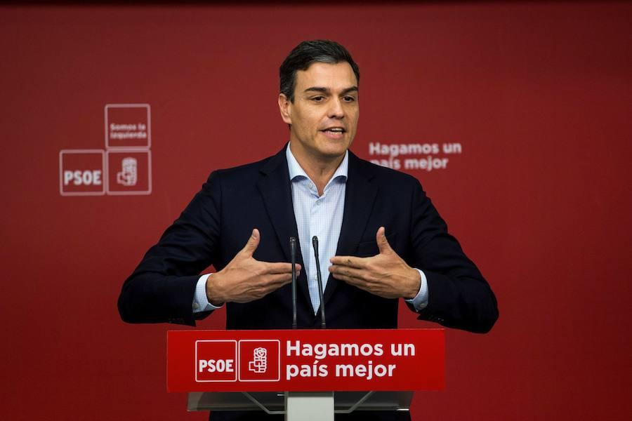 Los ministros de Pedro Sánchez