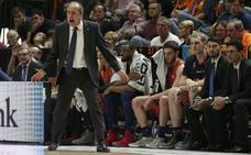 El Valencia Basket comunicará este fin de semana su decisión a Vidorreta