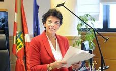 Isabel Celaá, ministra de Educación; Magdalena Valerio, ministra de Trabajo