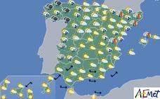 ¿Lloverá hoy jueves en Valencia?