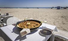 17 restaurantes de Valencia celebran la Semana de la Paella