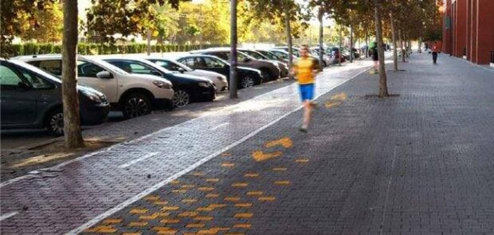 Valencia estrena un circuito de running que atravesará los campus de Tarongers