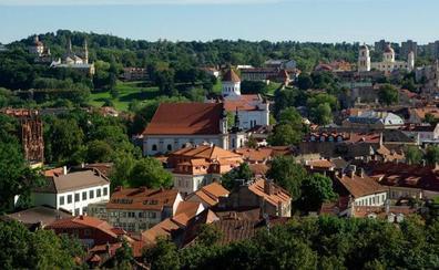 Vilna, la coqueta y alegre capital de Lituania