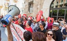 CGT recurre la sentencia sobre el ERE de RTVV en el Tribunal Europeo