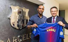 Eric Abidal, nuevo secretario técnico del Barcelona
