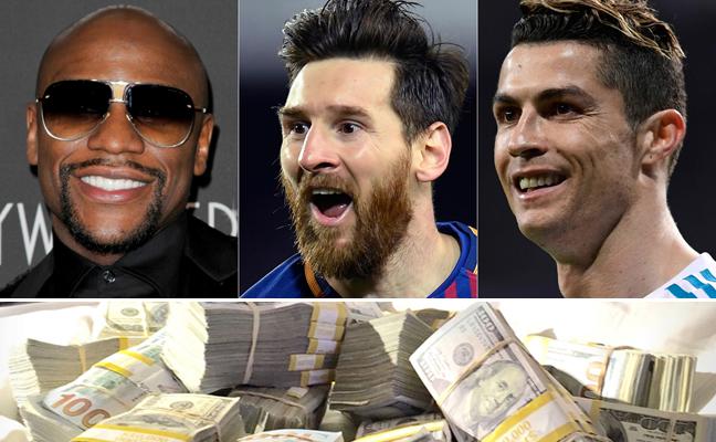 Los deportistas que más dinero ganan, según Forbes
