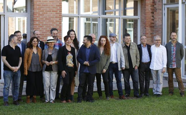 Marzà, con los nominados a los Max