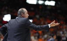 El Valencia Basket prescinde de Vidorreta
