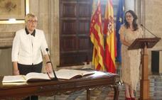 Barceló promete su cargo y asegura que mantendrá las reivindicaciones valencianas