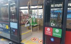 El método de la EMT para ganar velocidad comercial en los autobuses de la Línea 5
