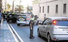 La recaudación por multas de tráfico en Valencia registra su mayor subida desde 2015