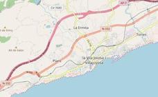 Fallece un motorista de 57 años al chocar con un coche en Villajoyosa