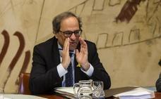 Torra celebra las propuestas de reforma constitucional pero avisa de que el Govern parte del 1-O