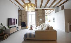 La casa de Andrea Pla, un espacio de otro siglo