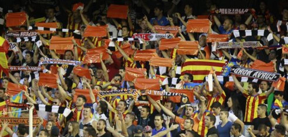 El Valencia CF anuncia este lunes el precio de los pases para la temporada 2018-2019