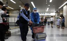 Un muerto y dos heridos en un ataque con cuchillo a bordo de un tren bala japonés