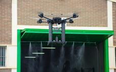 Drones para localizar focos de humedad