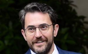 Máxim Huerta, casero de Iñaki López