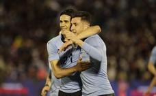 Uruguay se apoya en un ataque temible para luchar por los puestos de honor