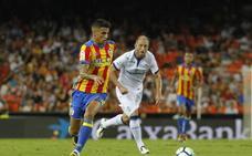 El Valencia no acepta rebajas por Cancelo