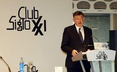 Puig propone acuerdos por la transformación económica y la reforma territorial para salir del «inmovilismo»