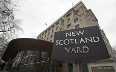 Scotland Yard se queda sin policías