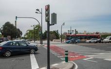 Valencia modifica la regulación de los semáforos en tres zonas de la ciudad