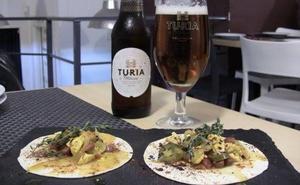 Propuestas gourmet protagonizan la sexta edición de la ruta 'De tapas con Turia'