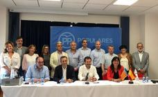 El tren de la costa y las vías del interior centran la convención comarcal del PP