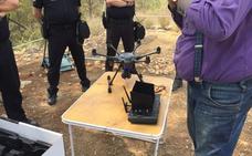 Paterna utilizará un dron para vigilar La Vallesa, evitar robos y buscar desaparecidos