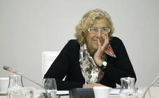 Carmena ofrece Madrid para acoger a un centenar de inmigrantes del Aquarius
