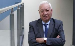 Margallo busca avales para ser candidato a la presidencia nacional del PP