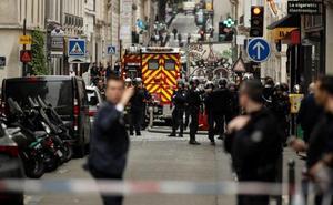 Liberados los rehenes en París y detenido su secuestrador