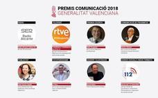 Radio Alicante e Iñaki Zaragüeta se alzan con los I Premios de Comunicación