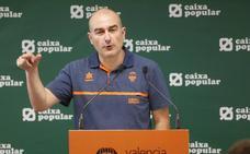 Ponsarnau: «El baloncesto no lo juegan los entrenadores sino los jugadores»